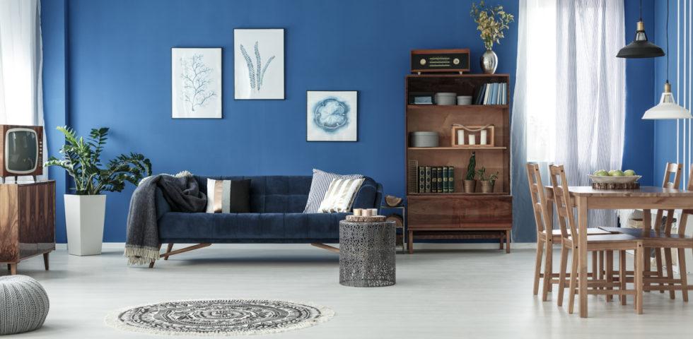 Abbinare colori pareti e pavimenti: le combinazioni vincenti