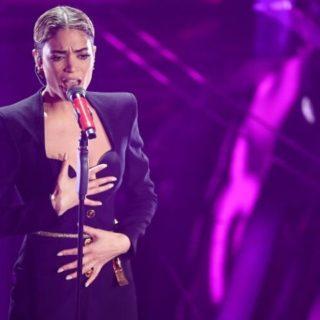 Elodie vittima di body shaming al Festival di Sanremo