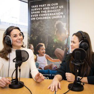 Kate Middleton: le difficoltà di essere mamma