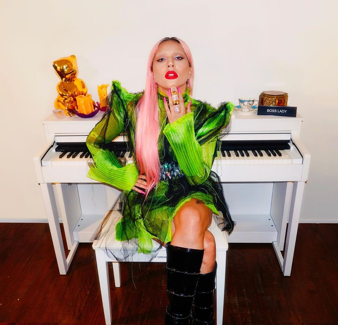 Lady Gaga: la nuova provocazione per San Valentino