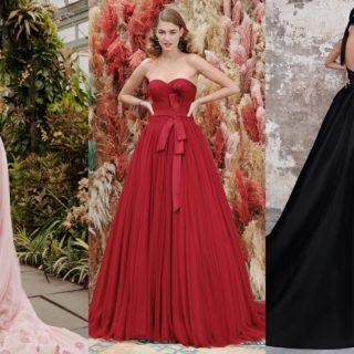 Bridal trend: abiti da sposa multicolor