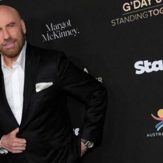 John Travolta spegne 66 candeline