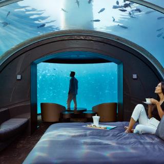 Globetrotter: gli hotel subacquei più belli al mondo