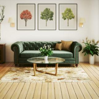 Le regole per abbinare (bene) i colori in casa
