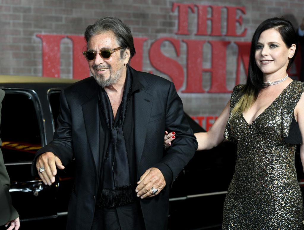 Al Pacino replica all'ex fidanzata: 'Non mi sento vecchio'