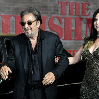 Al Pacino lasciato dalla fidanzata perché vecchio e tirchio