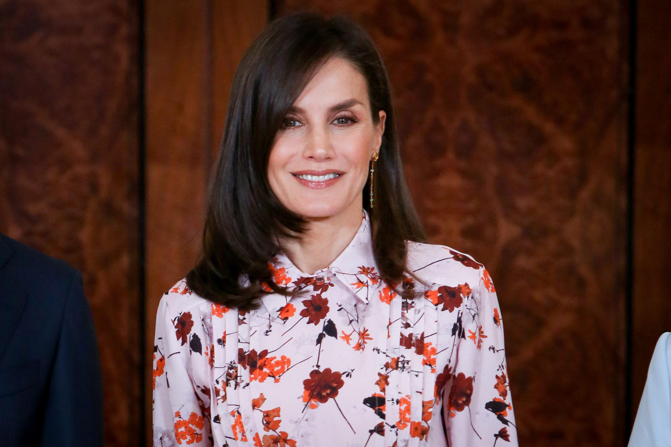 Letizia Ortiz: dissapori con la Regina Sofia e l'Infanta Cristina
