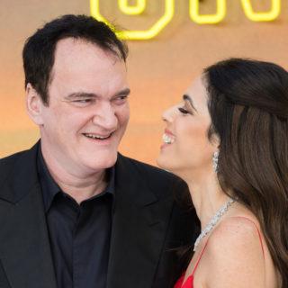 Fiocco azzurro per Quentin Tarantino