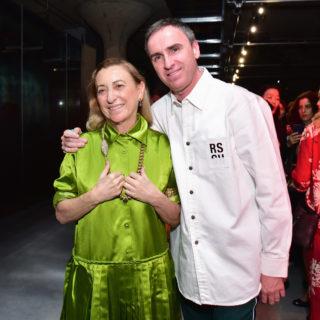 Raf Simons nuovo co-direttore creativo di Prada