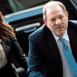 Processo Weinstein: arriva la condanna per stupro