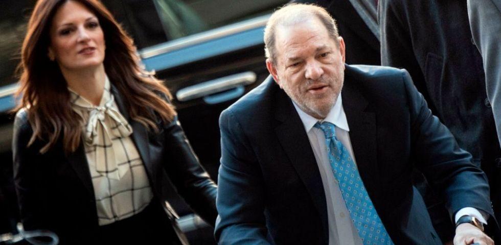 Harvey Weinstein condannato a 23 anni di carcere, le parole di Rose McGowan