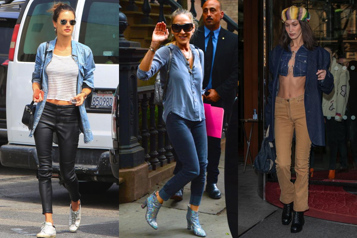 Fashion Tip: Come abbinare la camicia di jeans
