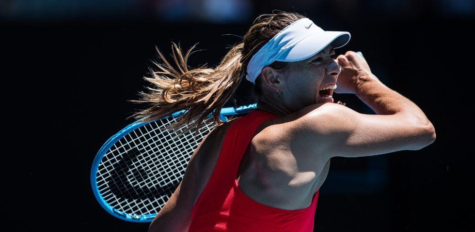 Maria Sharapova dice addio al tennis dopo 28 anni
