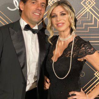 Simone Inzaghi di nuovo papà: gli auguri di Alessia Marcuzzi