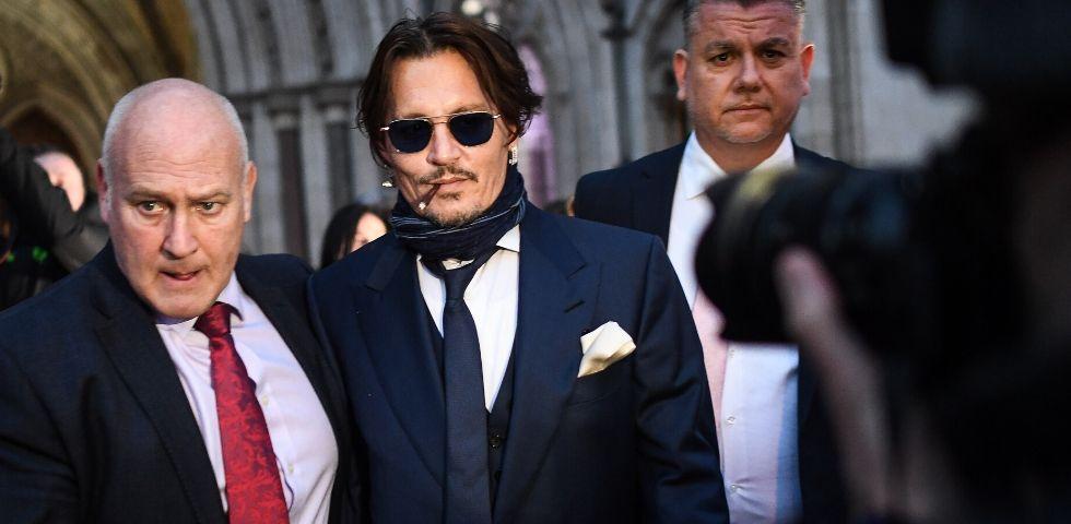 I messaggi shock di Johnny Depp contro Amber Heard