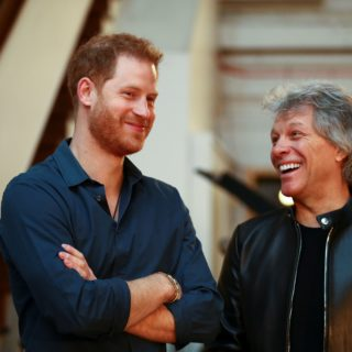 Harry e Bon Jovi: duetto reale per Invictus Games 2020