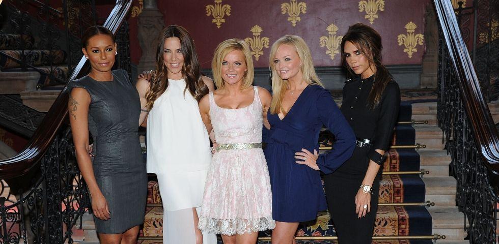 Spice Girls: Geri Halliwell pubblica una foto degli esordi
