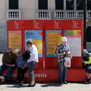 Biennale di Venezia: presentata la 17esima edizione