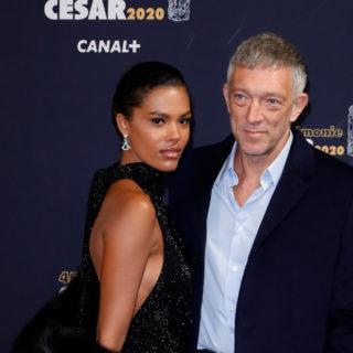 Tina Kunakey la più bella ai César 2020