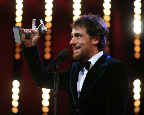Elio Germano premiato come miglior attore alla Berlinale 2020