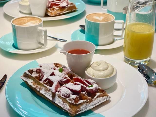Tiffany Blue Box Cafe a Londra: come prenotare da Harrods