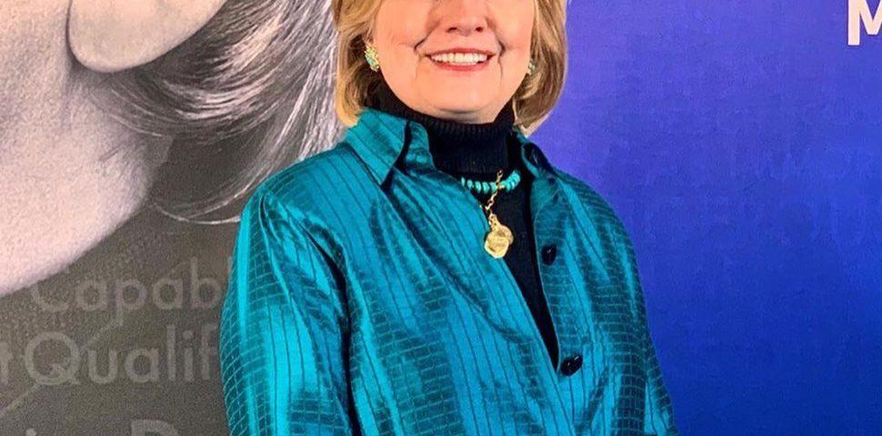 Hillary Clinton alla Berlinale con un documentario: Più donne candidate per frenare l'odio