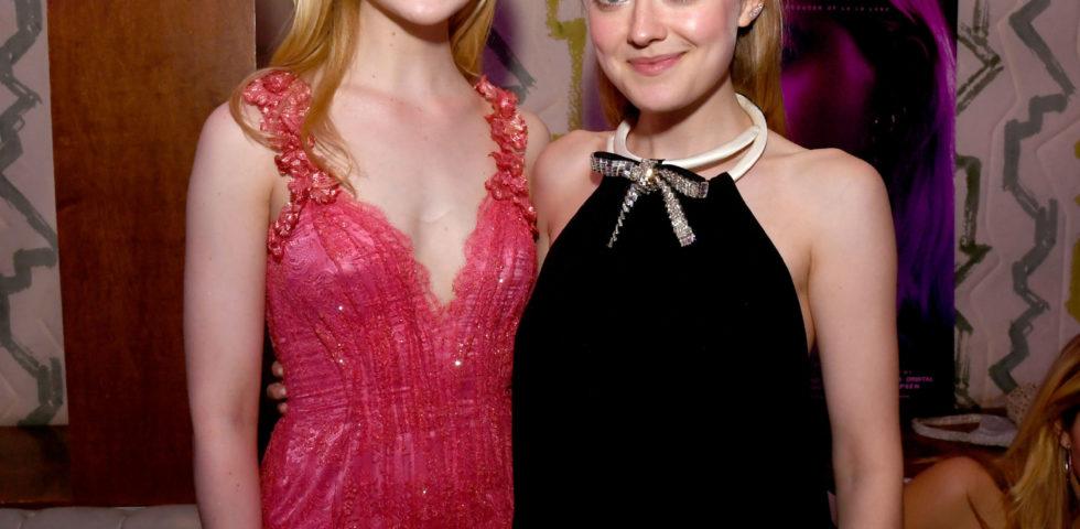 Dakota e Elle Fanning per la prima volta insieme in un film