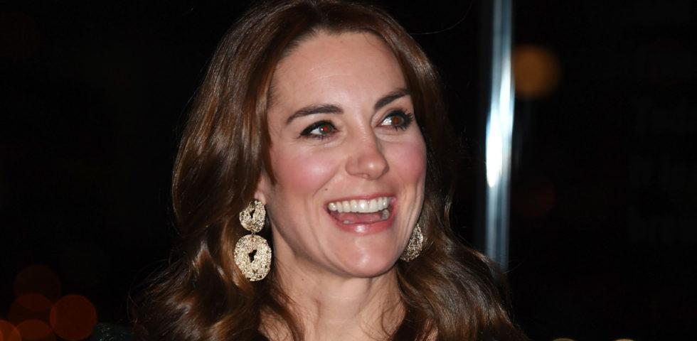 Kate Middleton: abito smeraldo da 1800 euro in visita al birrificio in Irlanda