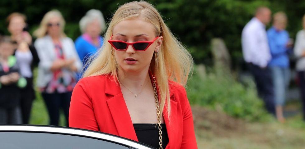 Sophie Turner rimpiange l'abito indossato al matrimonio di Kit Harington