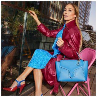 Jennifer Lopez: primo spot per Coach