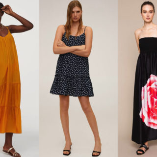 Fashion Alert: prendisole da indossare al mare o in città