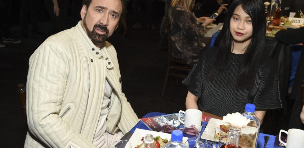 Nicolas Cage: tour romantico a New York con la nuova giovanissima fidanzata