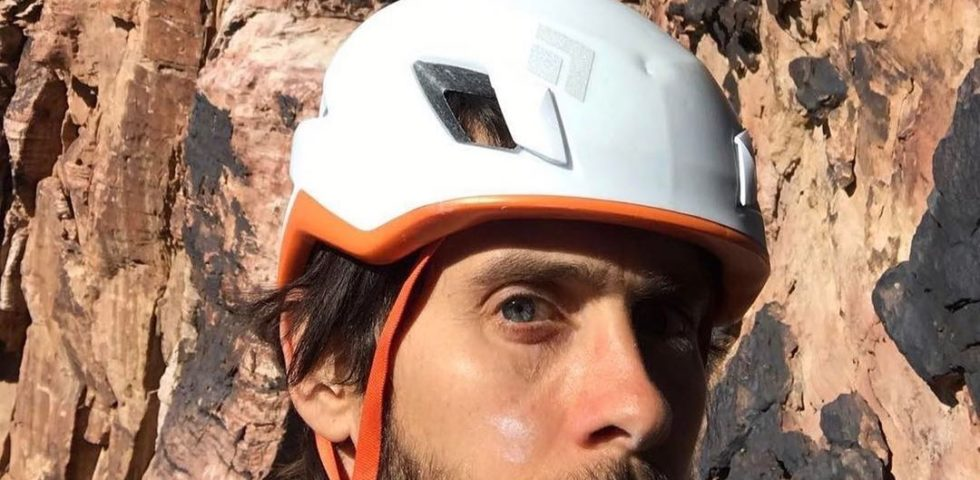 Jared Leto: ho rischiato la vita durante un' arrampicata