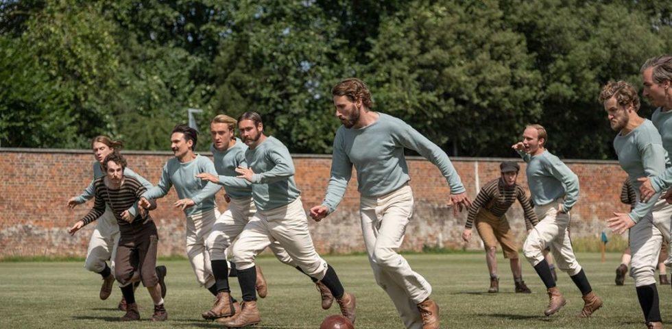 The English Game: trailer della nuova serie Netflix dal produttore di Downton Abbey