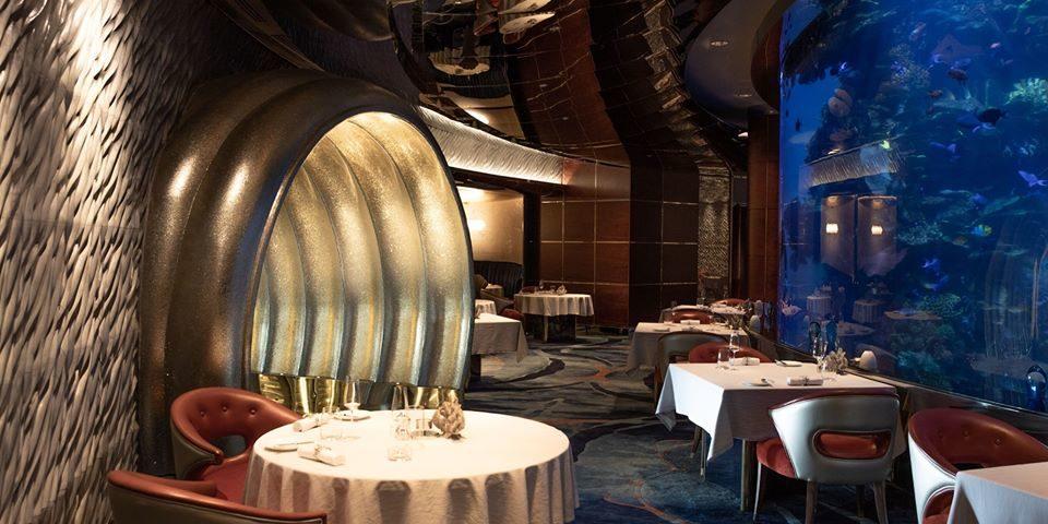 Ristorante sott'acqua Dubai: come prenotare da Al Mahara