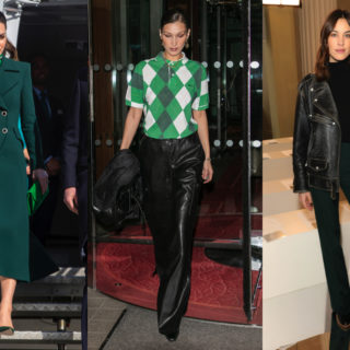 Fashion tip: come abbinare il verde come una star
