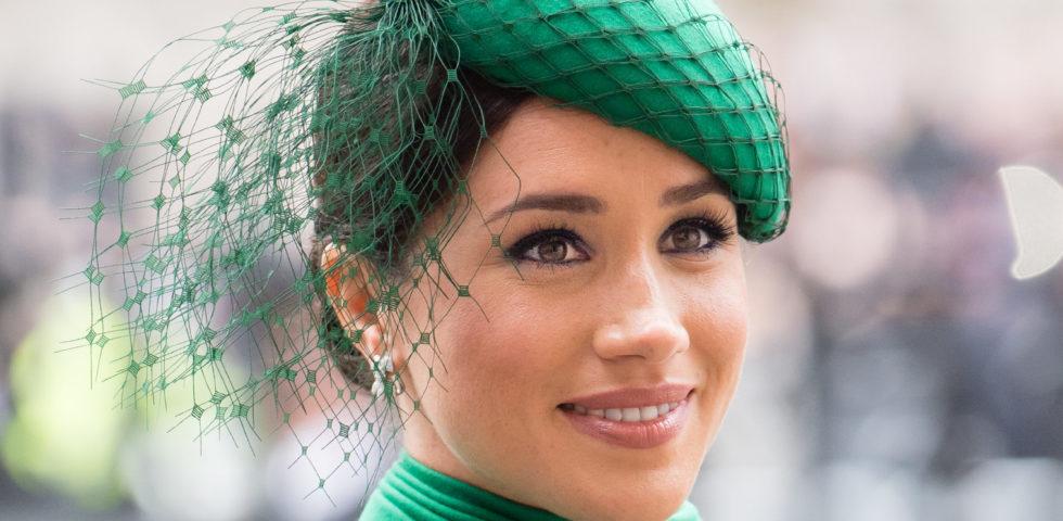 Meghan Markle: l'abito verde smeraldo di Emilia Wickstead per il Commonwealth Day