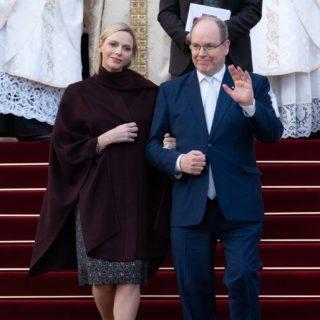 Gli auguri di Pasqua di Charlene di Monaco