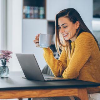 Come vestirsi in casa per lavorare e stare comodi