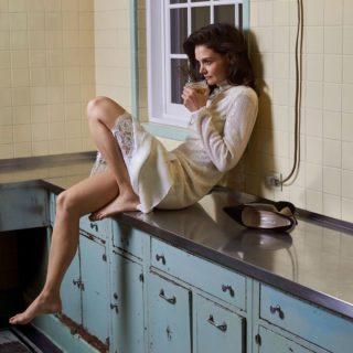 Katie Holmes: Suri è molto concentrata, sono orgogliosa