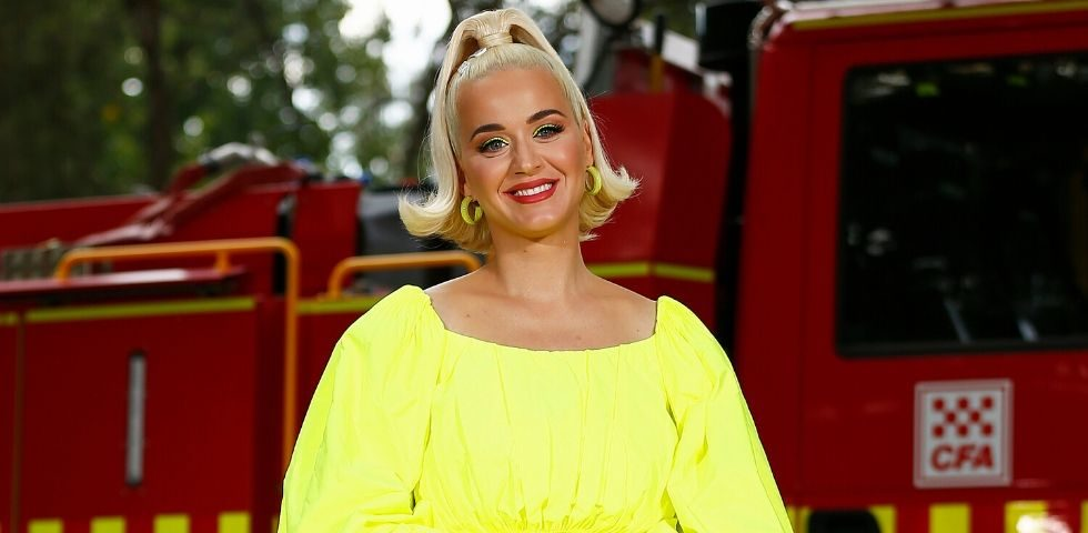 Katy Perry cancella tutte le interviste in programma per paura del Coronavirus