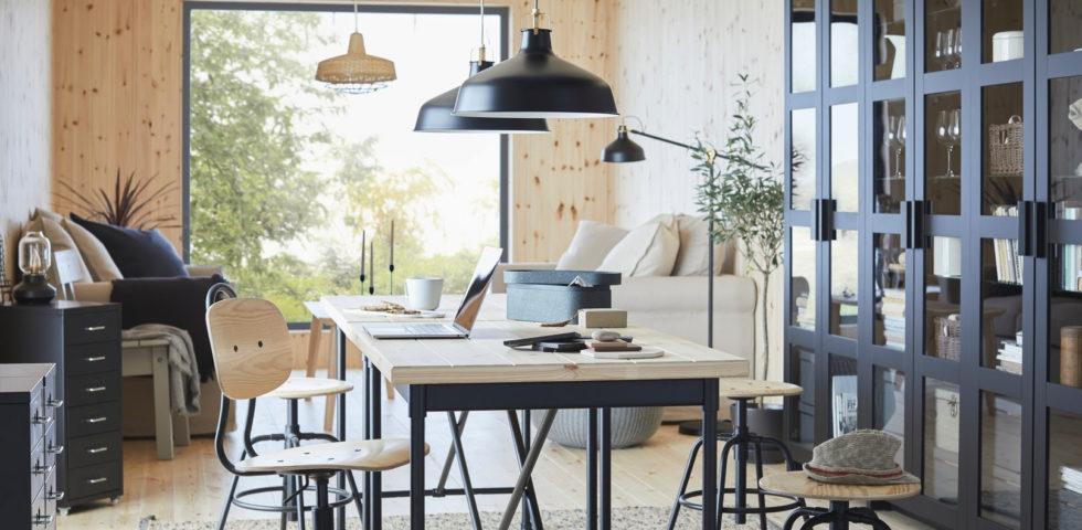 IKEA e smart working: le soluzioni per organizzare casa