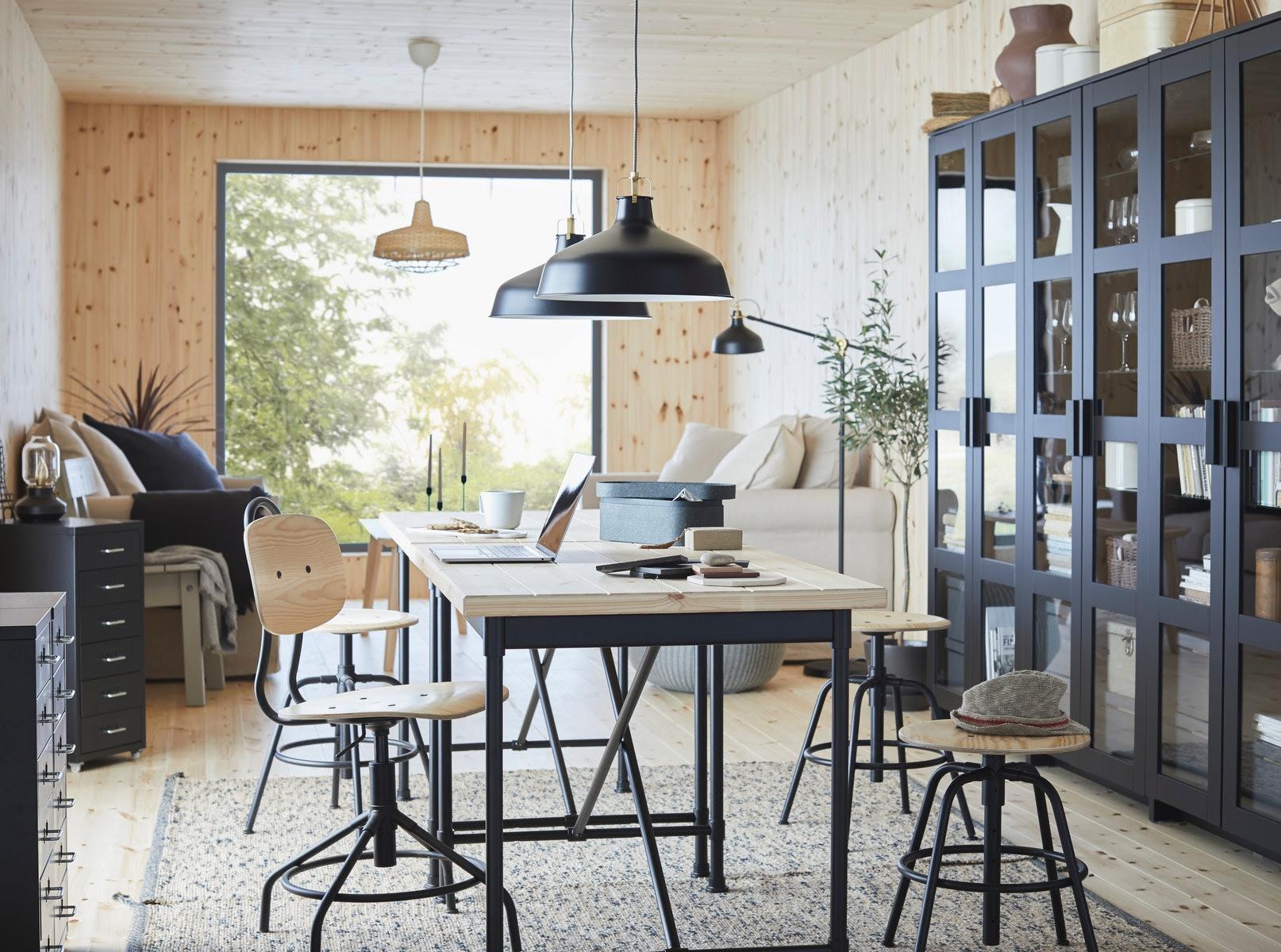 Adesivi Armadio Ikea ikea e smart working: le soluzioni per organizzare casa