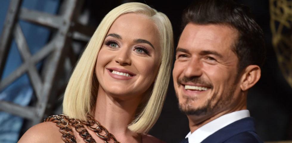 Katy Perry e Orlando Bloom si concedono spazi per una relazione salutare