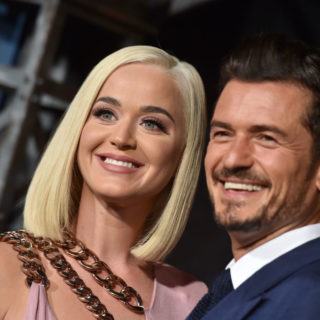 Katy Perry: alti e bassi con Orlando Bloom