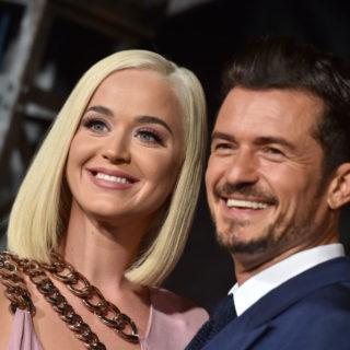 Katy Perry svela il segreto del suo amore con Orlando Bloom