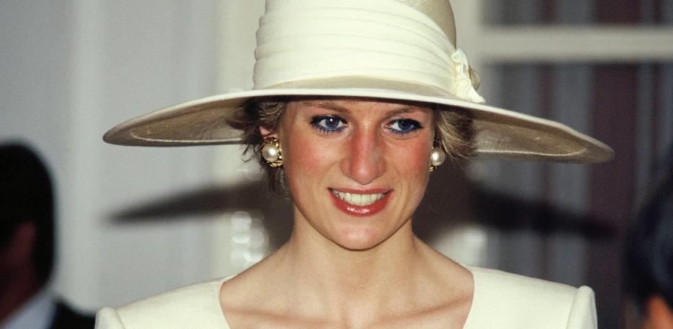 Cindy Crawford intimidita al primo incontro con Lady Diana