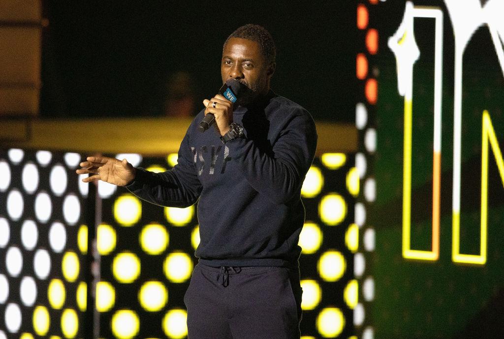 Idris Elba in quarantena: trovato positivo al Coronavirus