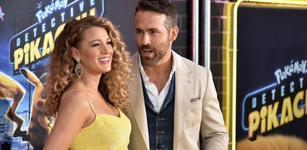 Blake Lively: Ryan Reynolds le fa la tinta in quarantena