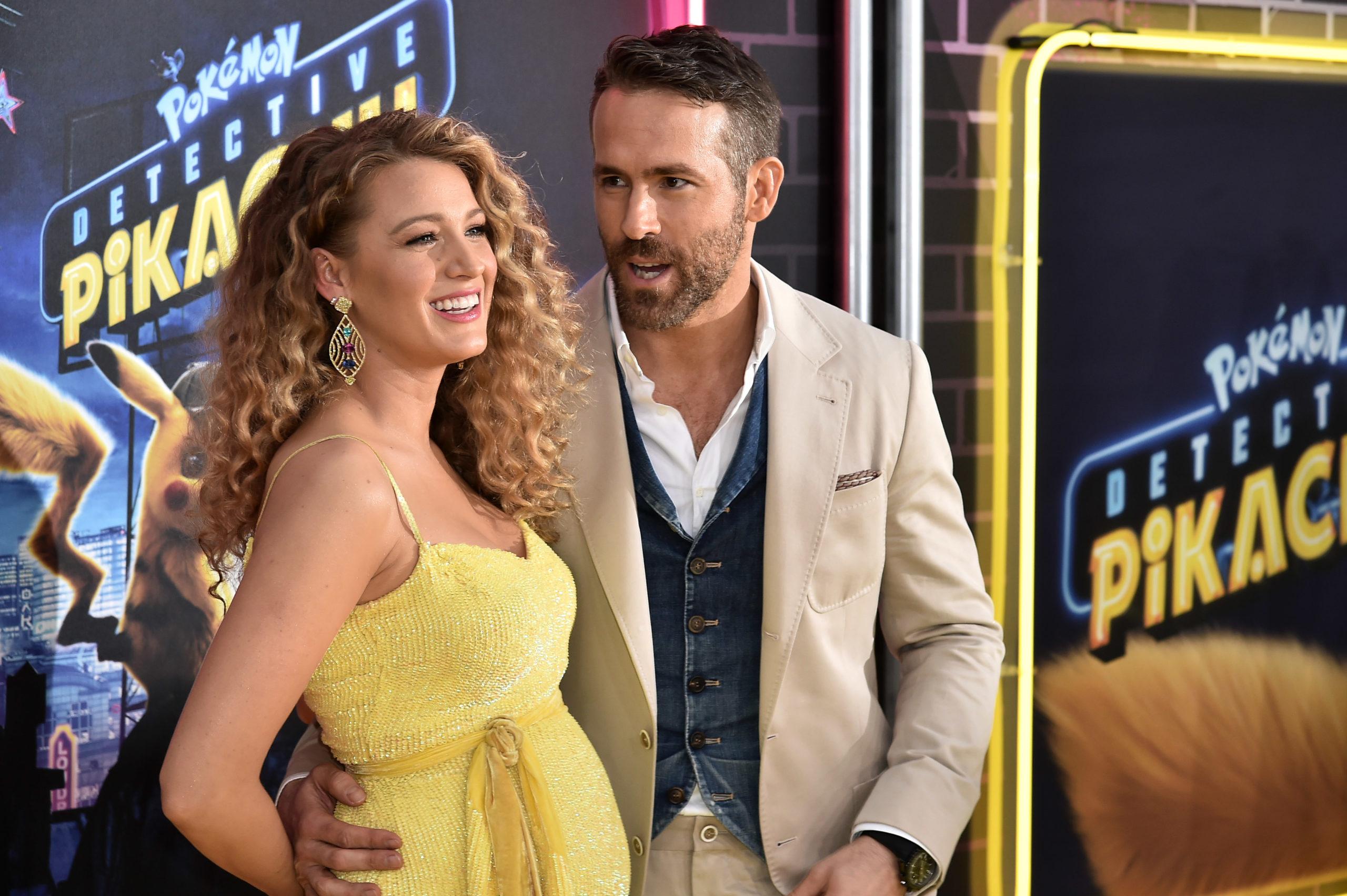 Ryan Reynolds racconta la vita in quarantena con Blake Lively